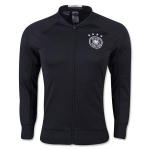 2016 Germany National Team Black Training Jacket [E688
