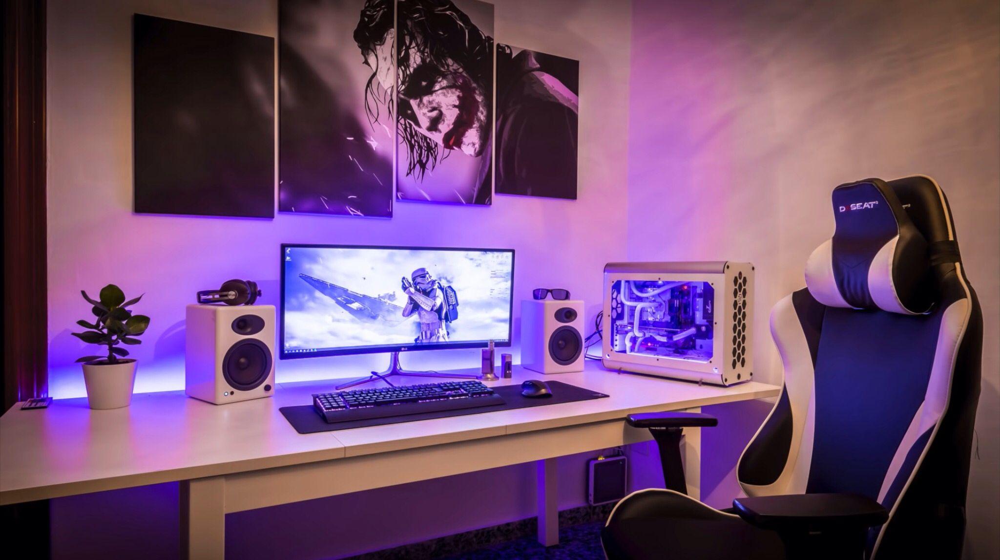 Рабочий стол стримера фото