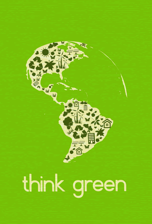 earth day poster think green earth day pinterest earth