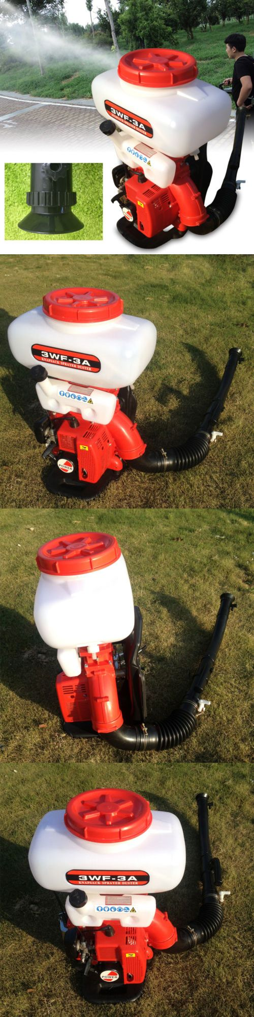 Garden Sprayers 178984 Mist Duster Sprayer Agricultural Gasoline Powered Backpack Blower High Quality Buy It Now Only 1 Mists Ebay Dusters