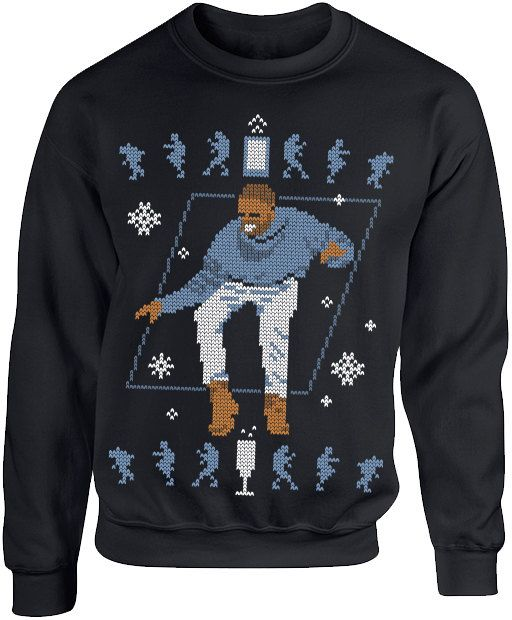 Hotline Bling Ugly Christmas Sweater Drake Christmas by rwelite ...