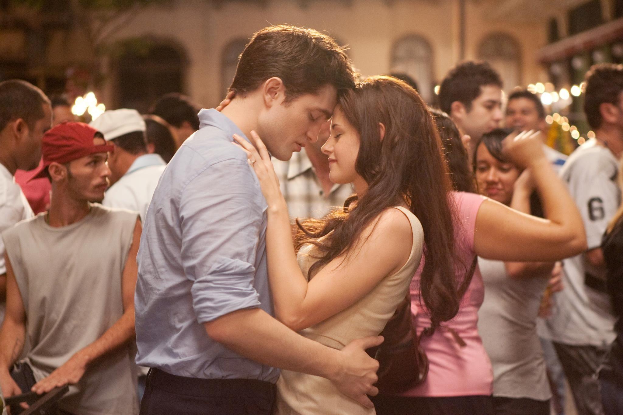 Edward and bella dancing grateful for
