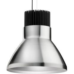 Photo of Flos Light Bell 46.8W pendant, black anodized / copper FlosFlos