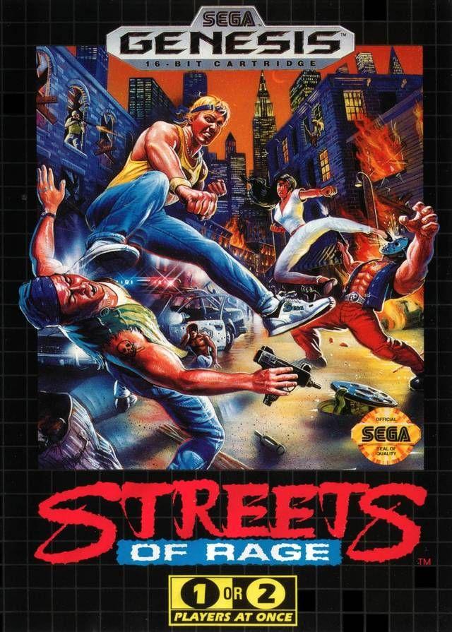 Streets of Rage (Genesis via Wii) Bane