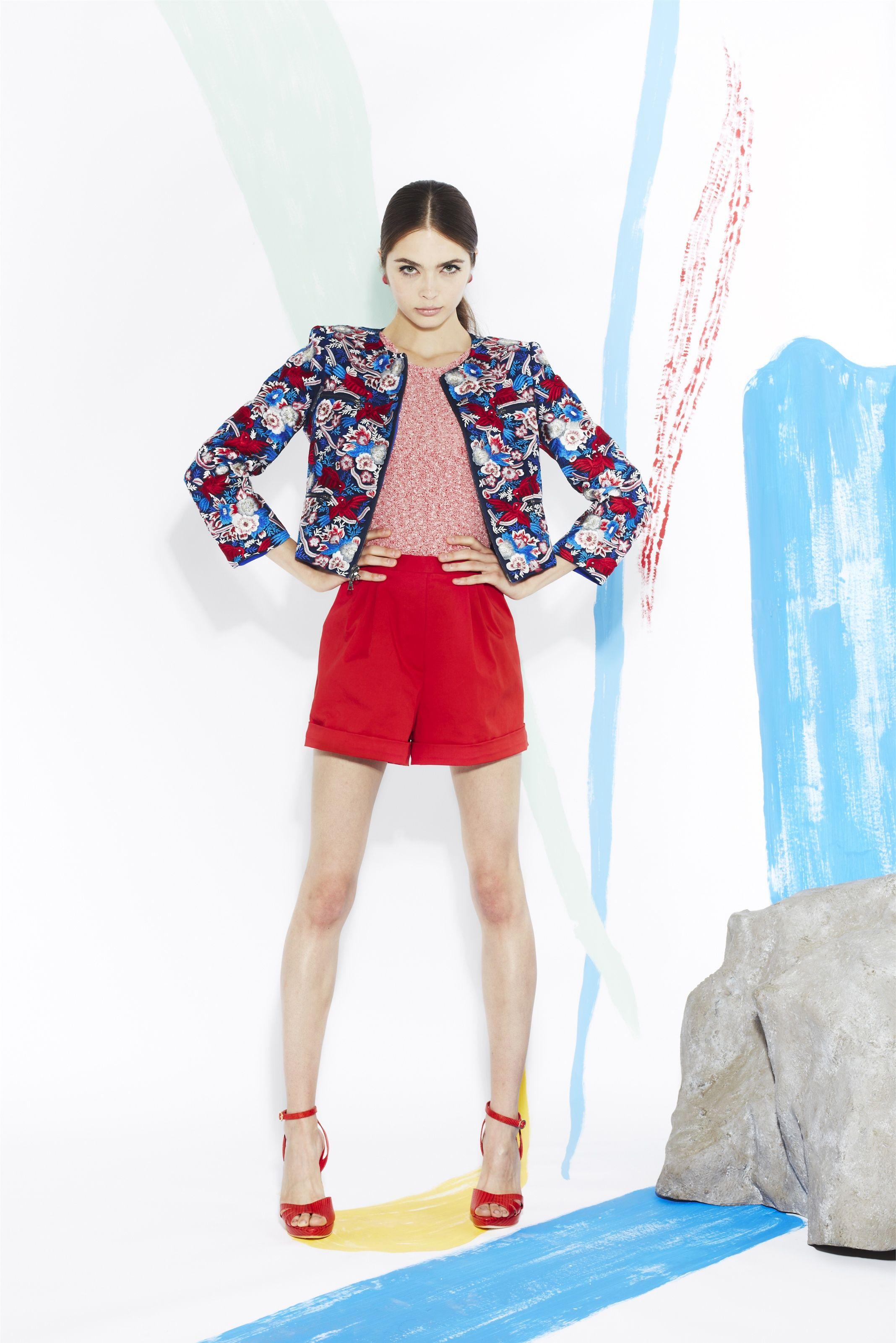 Sfilata Alice + Olivia New York - Collezioni Primavera Estate 2013 - Vogue