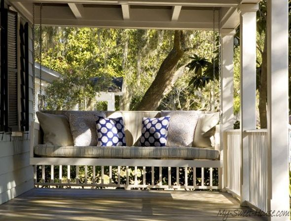 Original Veranda Design Ideas And Photos, Here You Can Find Out How To  Create A Dream Veranda In Your Beautiful House.
