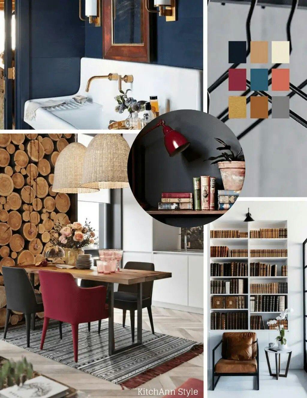 Pantoneview Home Interiors Classico 2019 Color Palette Inspiration