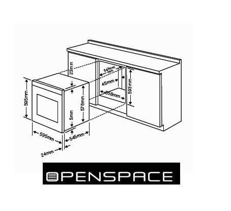 kitchen cabinets dimensions