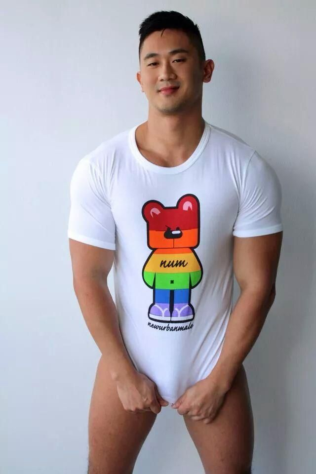 from Colt gays tee asian