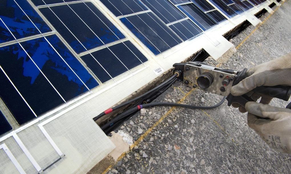 Rugged solar roads to hit four continents in 2017 Solar
