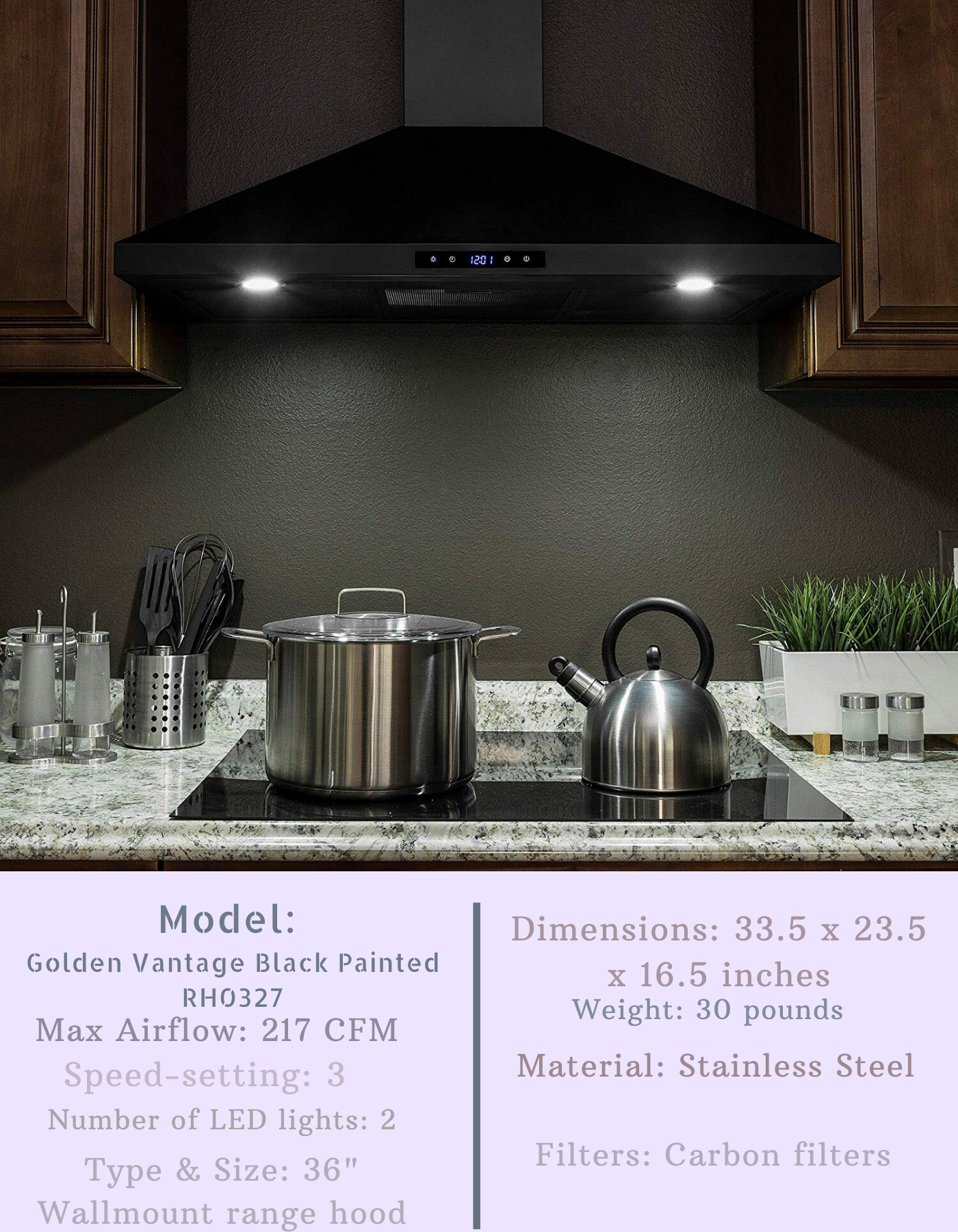 Pin On Best Wall Mount Range Hood