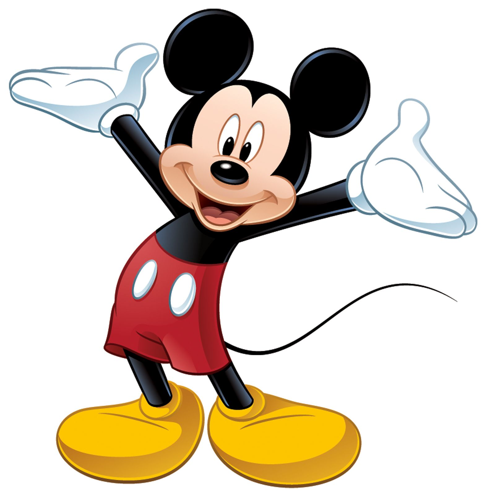 disney mickey mouse giant wall decal mickey mouse clipart mickey rh pinterest com mickey mouse clipart head mickey mouse clipart png