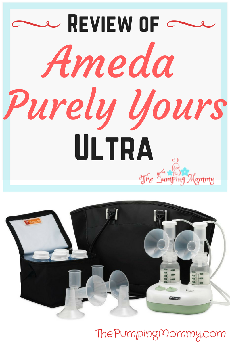 Ameda Purely Yours Ultra Reviews Breastfeeding New Baby
