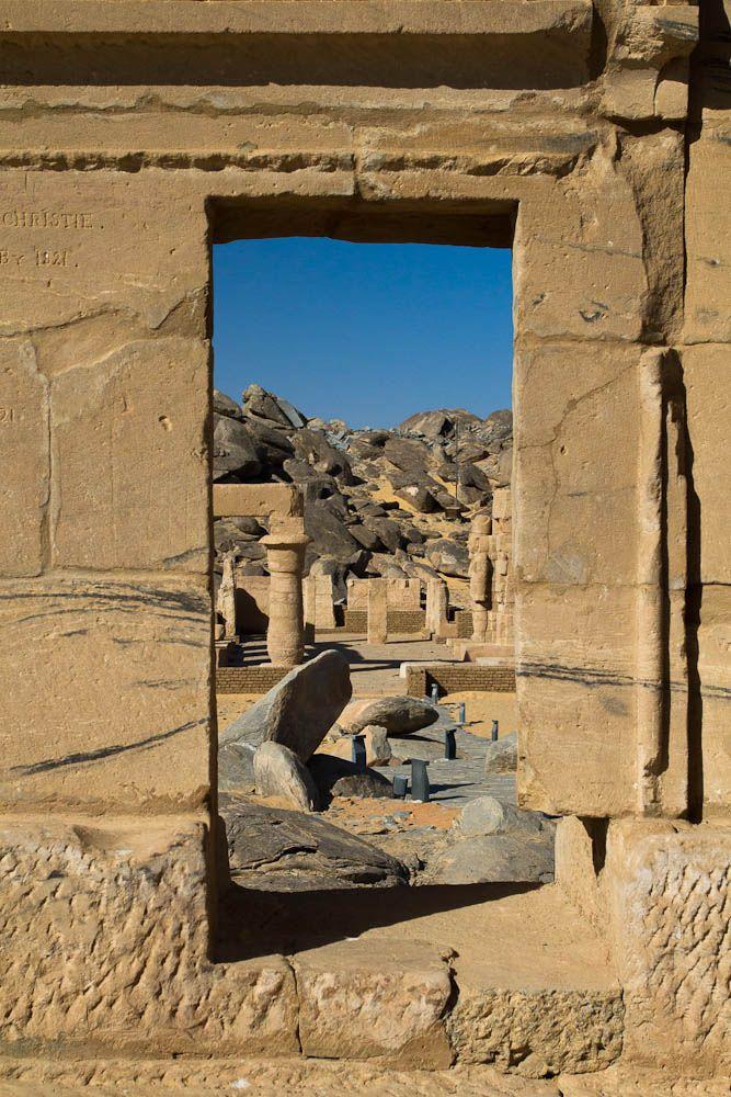 Kalabsha Temple Aswan Egypt