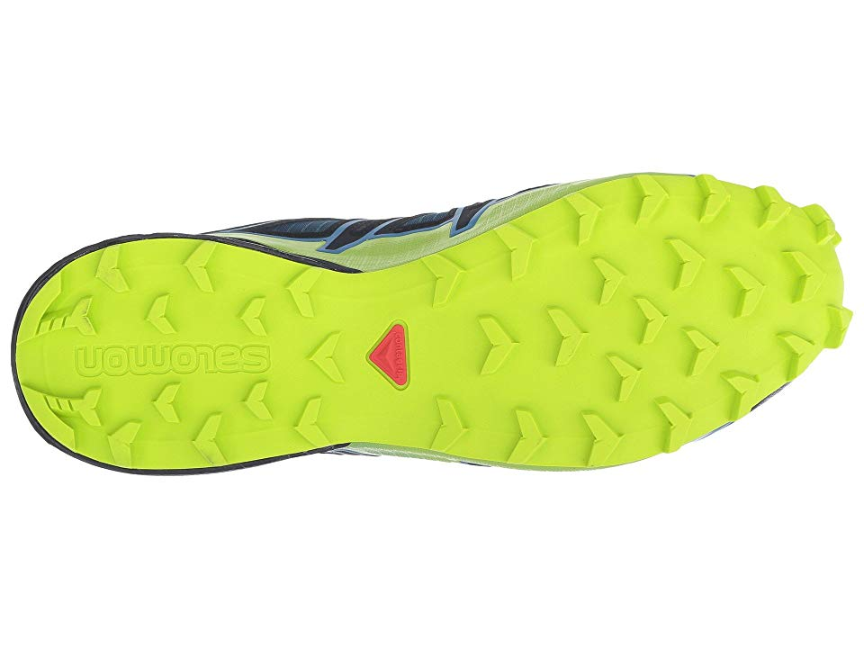 salomon speedcross 4 gtx blue orange xl