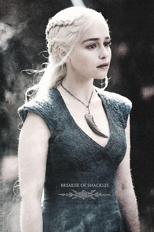 Daenerys Dragonborn