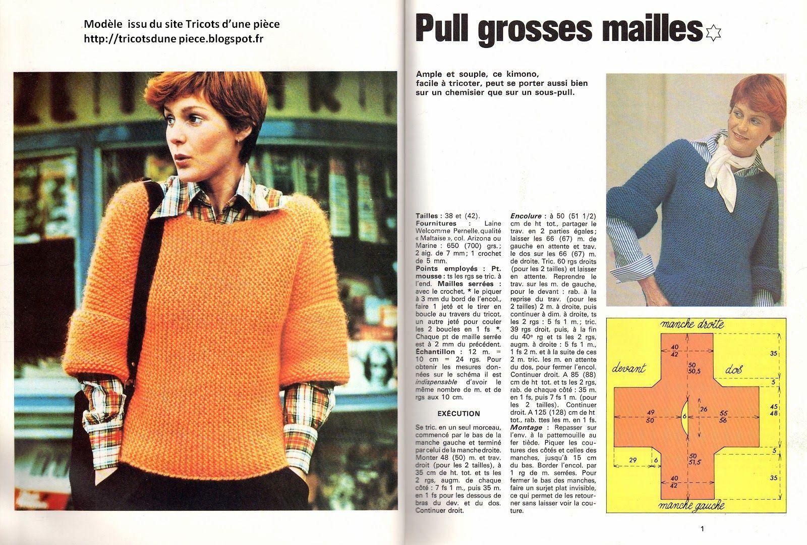 Pull+à+grosses+mailles+-+Doigts+d'or+1976.jpg 1600×1080 pixels