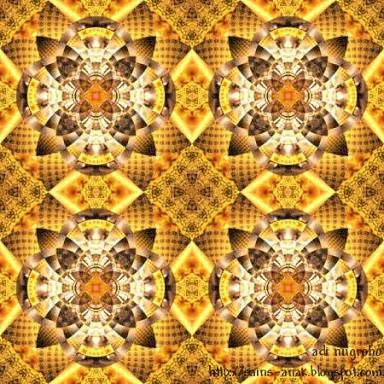Collectibles Splendid Vintage Cloud Design Batik From Java Indonesia