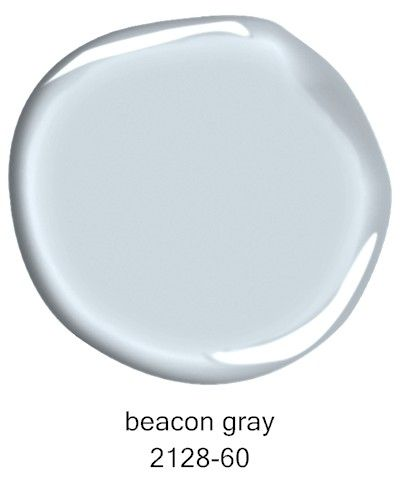 Color overview benjamin moore gray and house for Beacon gray paint