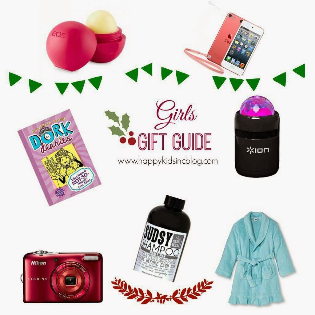 The Must Have Gifts For 9-12 Year Old Girls! #christmas