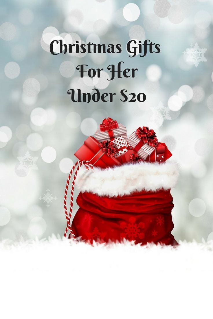 Frugal Christmas Gift Ideas For Women For Under $20   Easy Budgeting ...