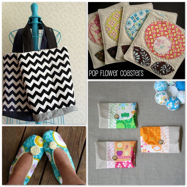 Round Up 9 Mother S Day Gifts To Sew Great Beginner Sewing