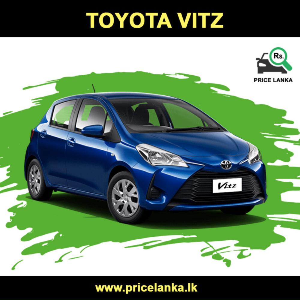Toyota Vitz Price in Sri Lanka Toyota, Toyota cars
