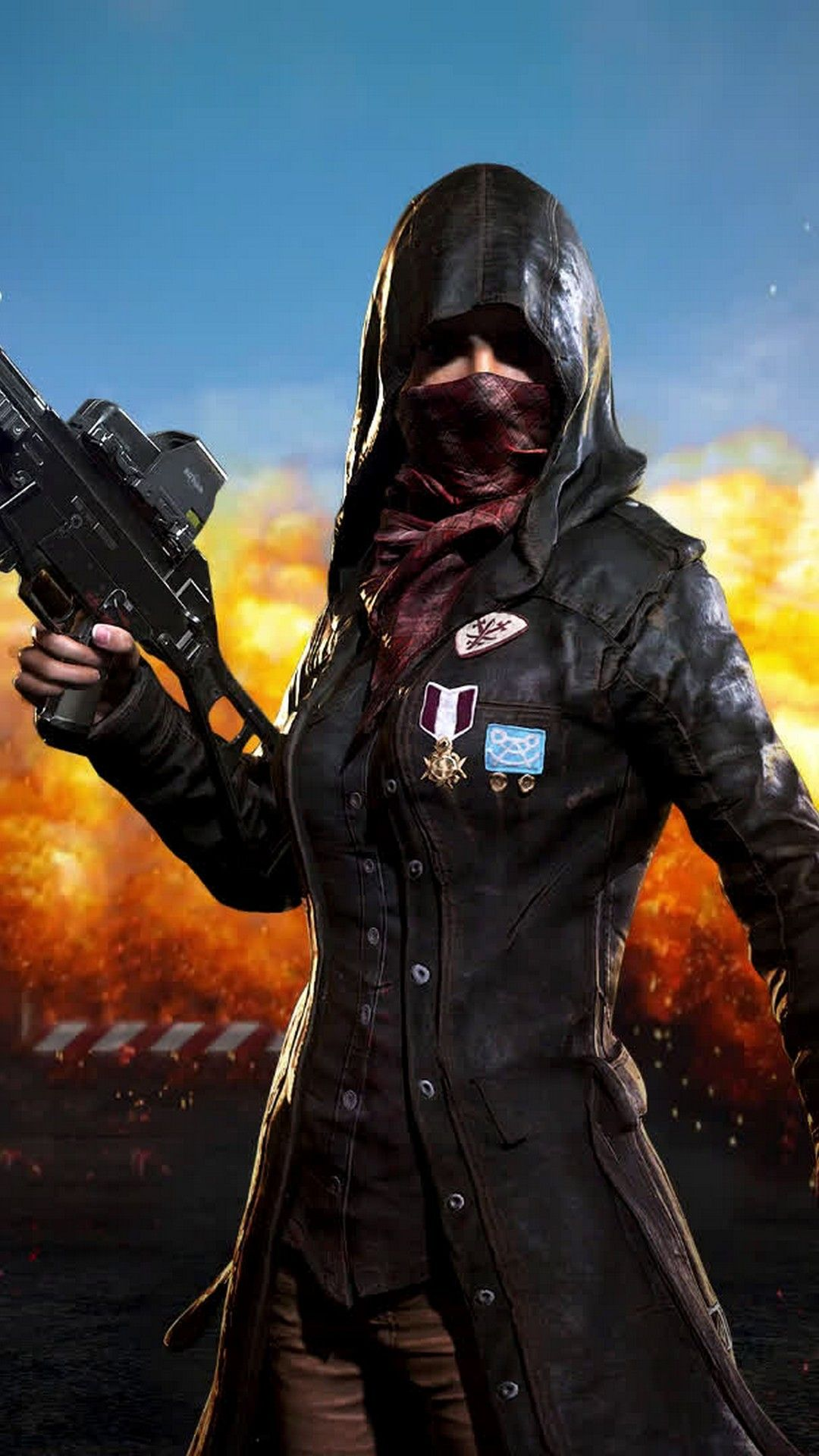 Download Pubg Mobile Character Wallpaper