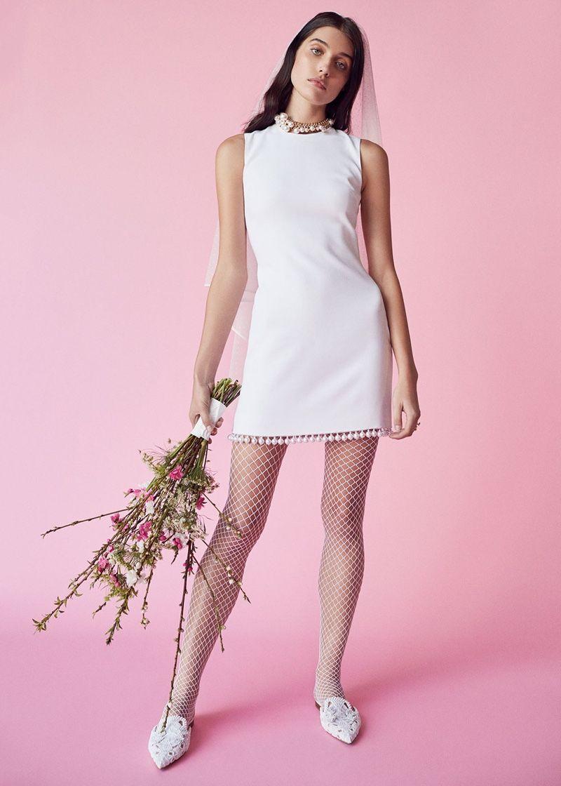 Designer Wedding Dress Ideas from FORWARD