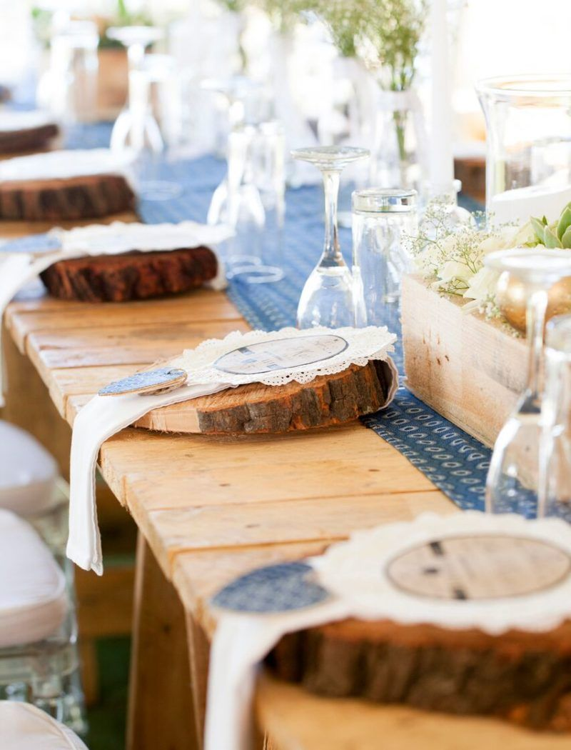 A rustic chic rustenburg wedding south african wedding for African themed wedding decoration ideas