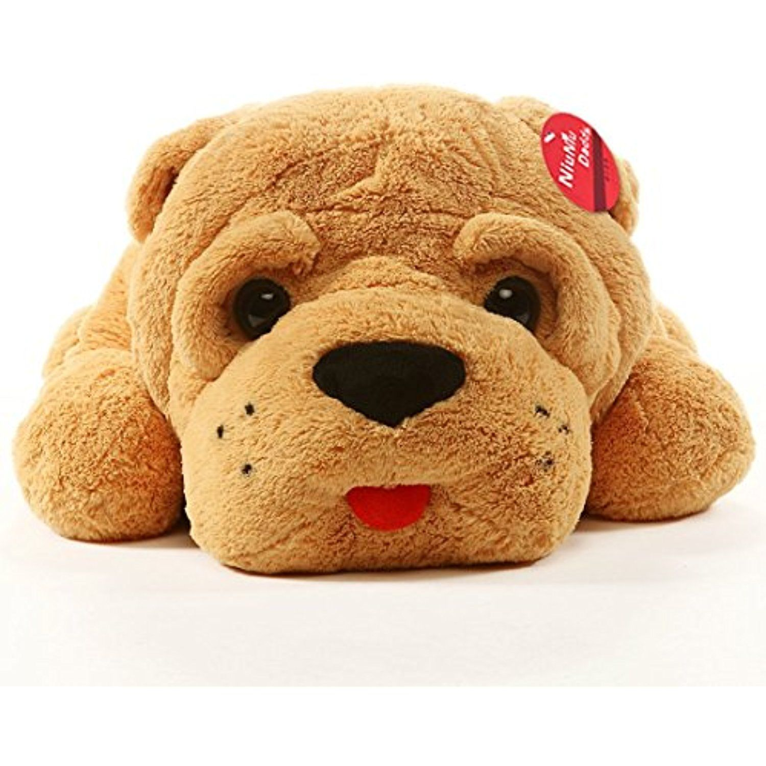 Niuniu Daddy 35 4 Plush Oscar Puppy Dog Pillow Soft Toy Large Stuffed Animal You Can Find Out More Details Soft Toy Dog Teddy Bear Stuffed Animal Plush Dog [ 1500 x 1500 Pixel ]