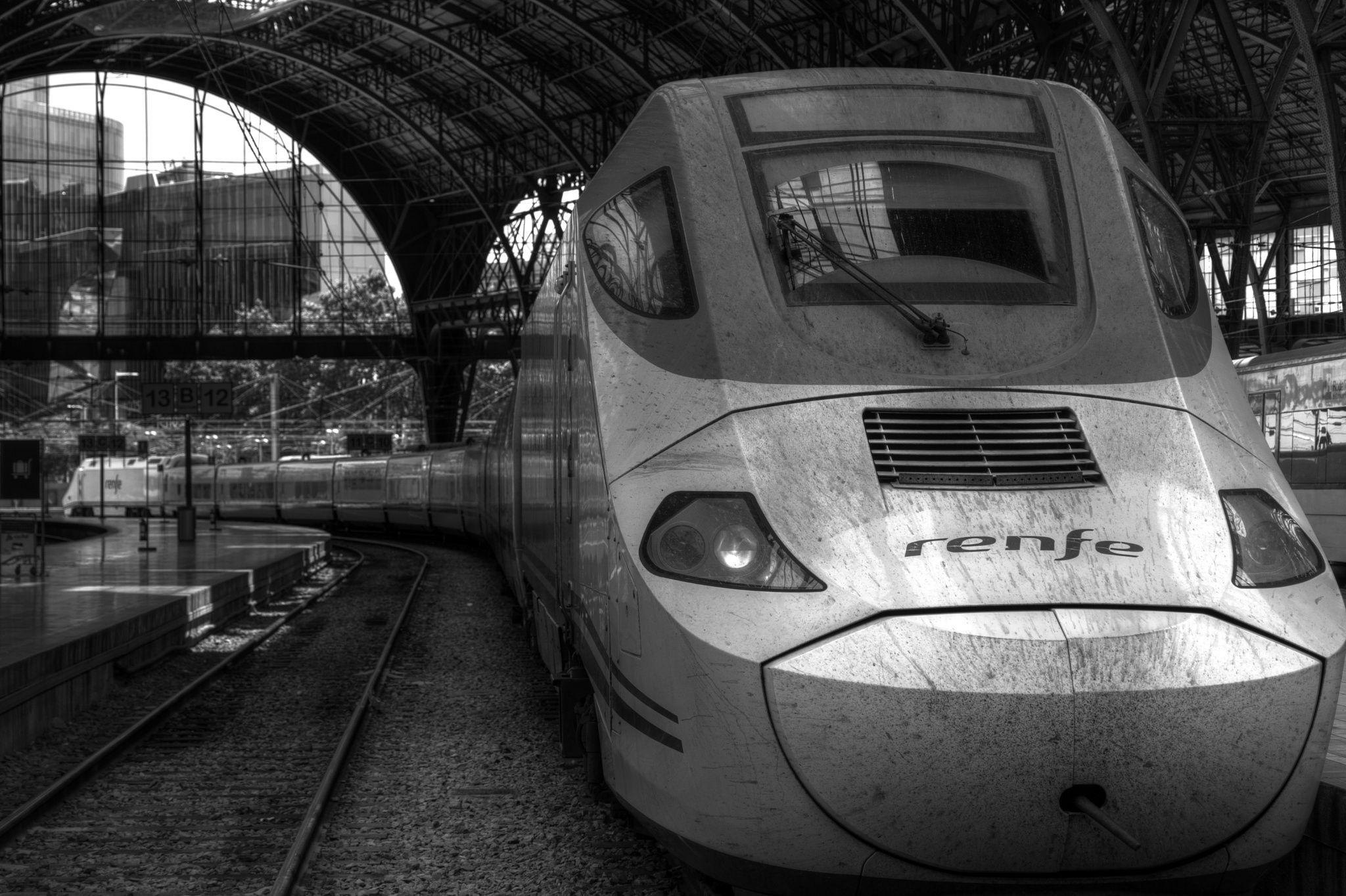 El Regreso a Casa - Estación de Francia (Barcelona)