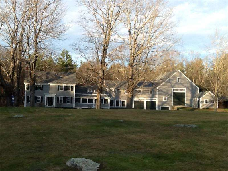 Horse Property For Sale In York County In Maine. Special
