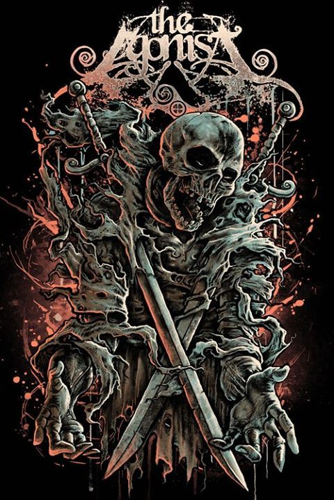 The Agonist | Music is life 2 | Pinterest | Death metal ...