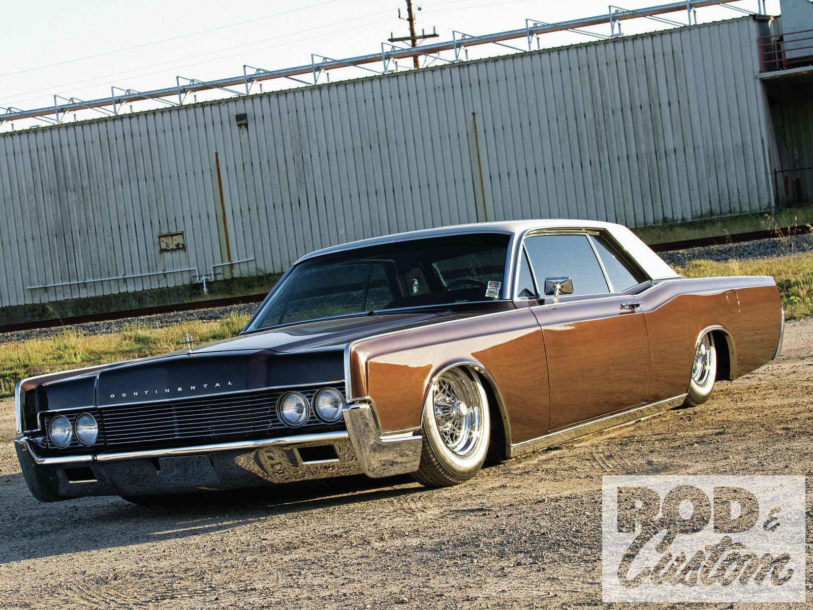 Perfect cruiser 1966 lincoln continental coupe