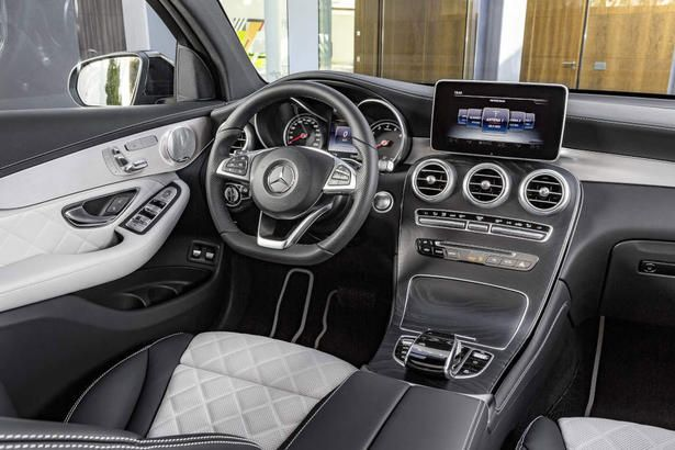 Mercedes Glc Coupe Specifications Equipment With Images