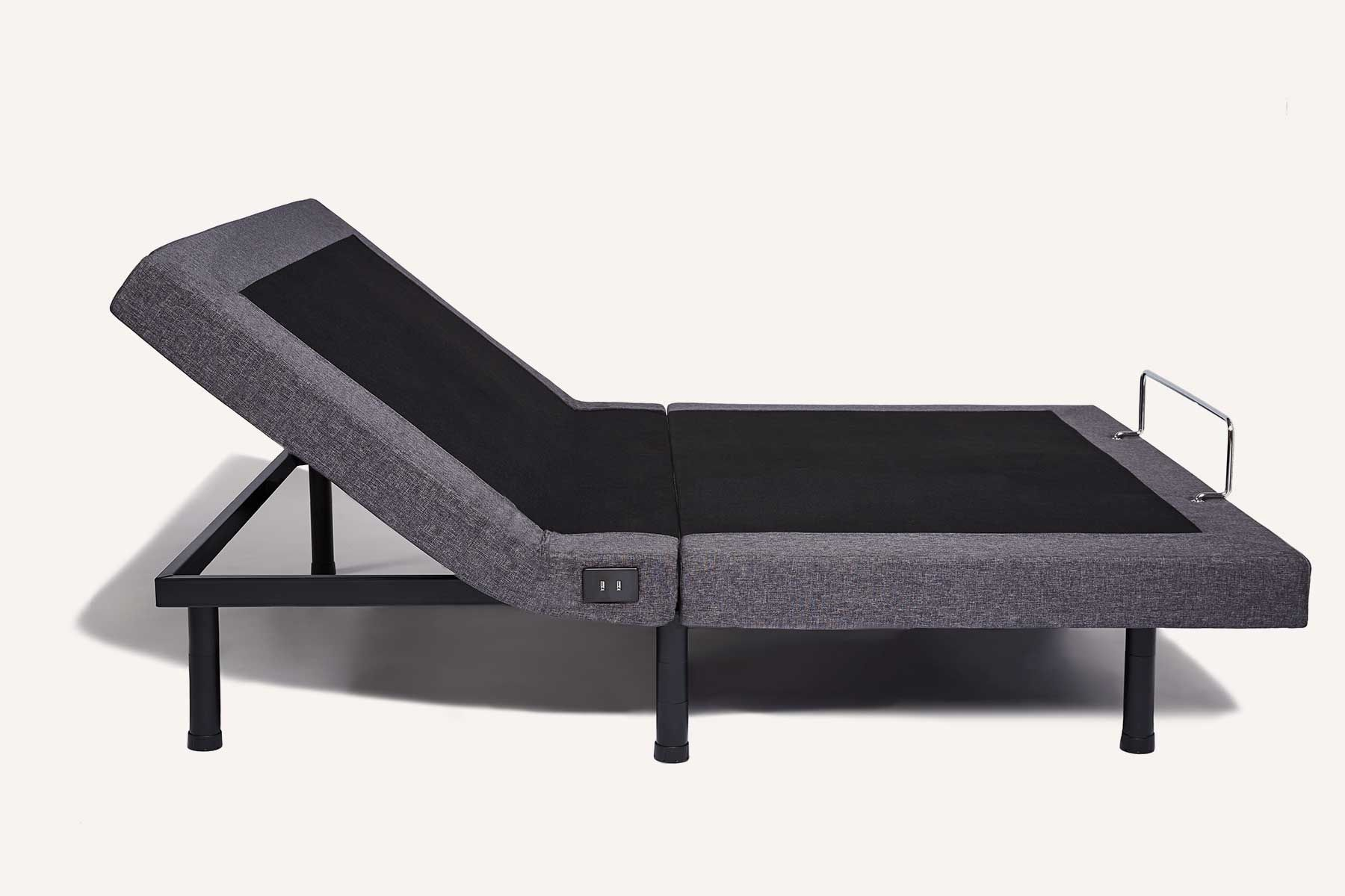 Create a luxurious bedroom experience with an adjustable