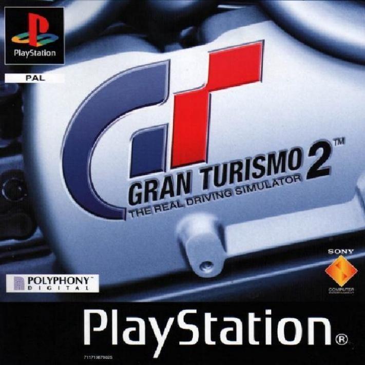 Gran Turismo 2 Playstation Cib Gran Turismo