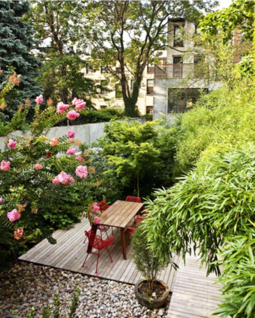 55 Simple But Wonderful Backyard Landscape Designs (With