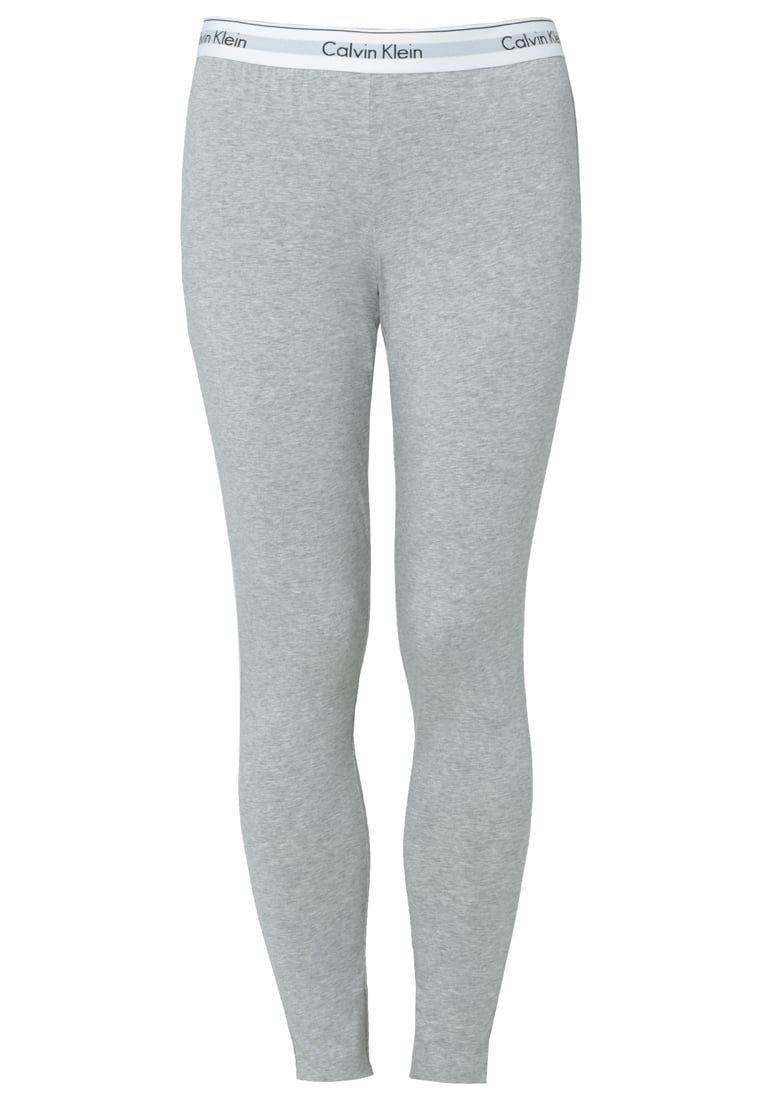 d7ff02f3ca5 Calvin Klein Underwear MODERN COTTON - Nattøj bukser - grey heather -  Zalando.dk
