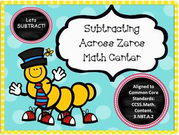 Counting Number worksheets : subtracting zeros worksheet 3rd grade ...