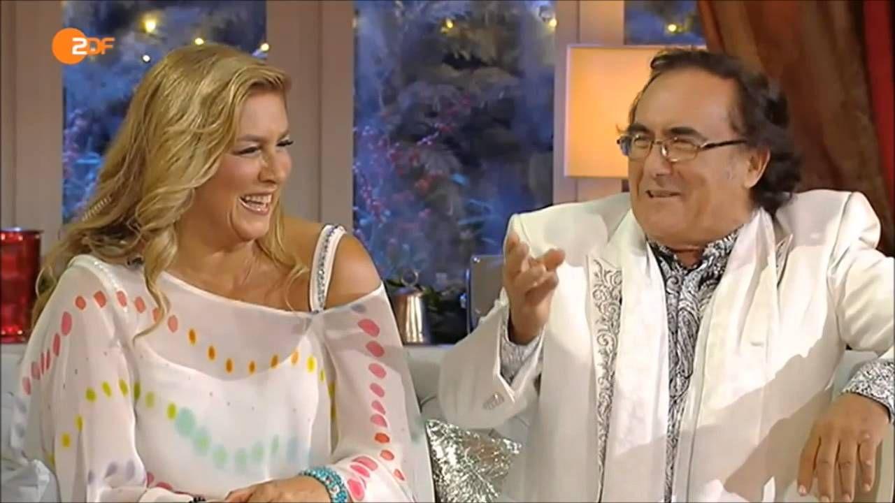 Al Bano Und Romina Power Funny Lustiges Interview Mit Carmen