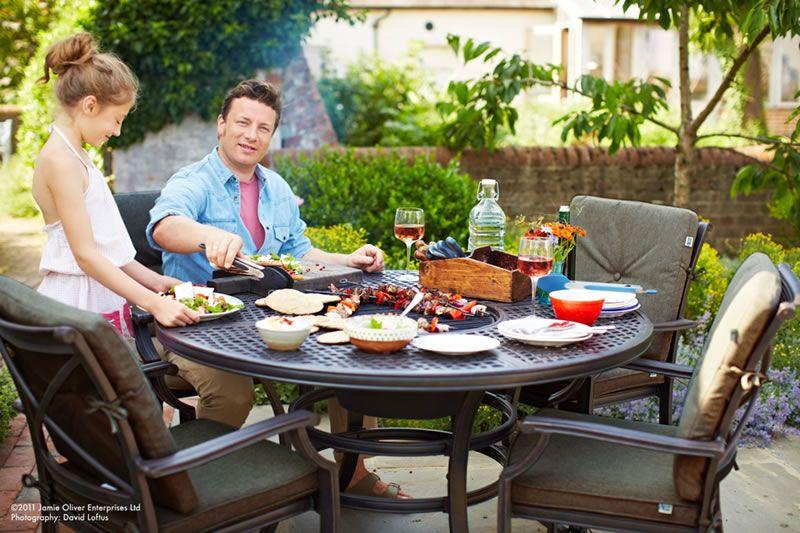 レイズドベッド 写真 Neuheit Gartenmobel Sitzgruppe Jamie