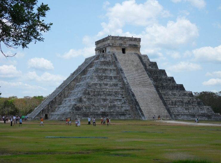 Famous Historic Buildings & Archaeological Sites in Mexico ...