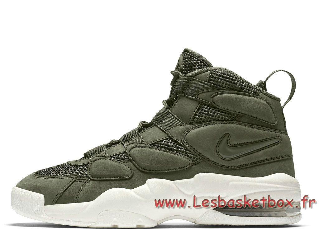 quality design 2bab0 fdfbc Homme Nike Uptempo Olive Pack ´Urban Haze´ 472490300 Chaussures Acher Nike  Prix - 1705300898