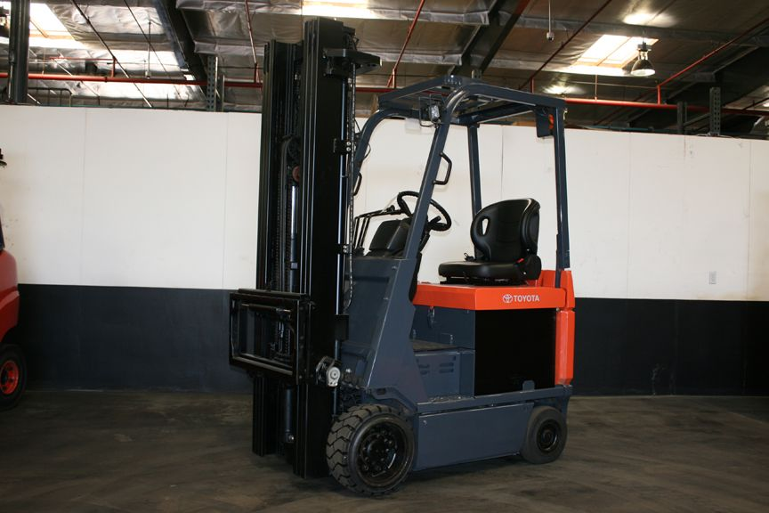 Toyota 7FBCU15 | Forklift for Sale | Toyota, Used toyota