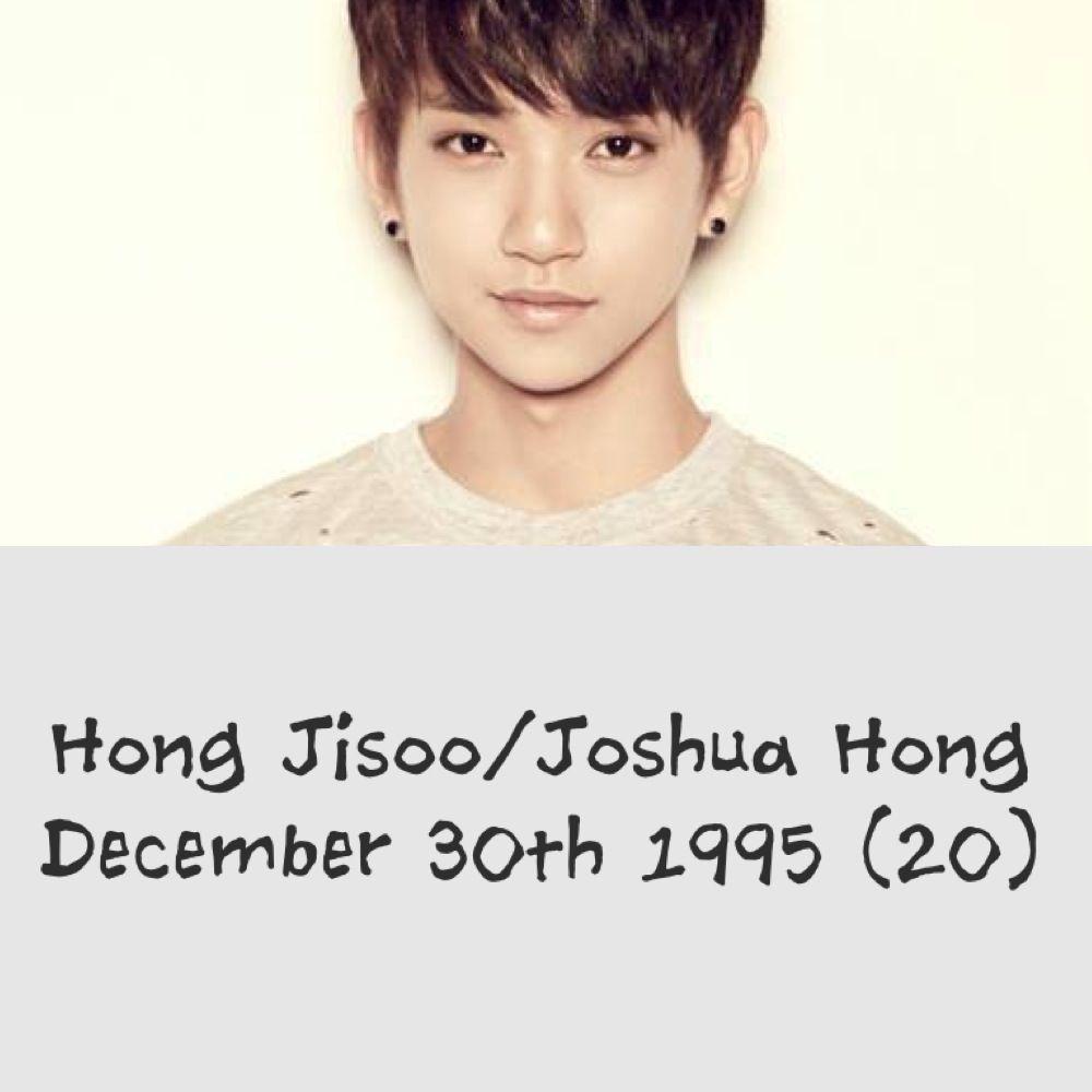 Jisoo of seventeen