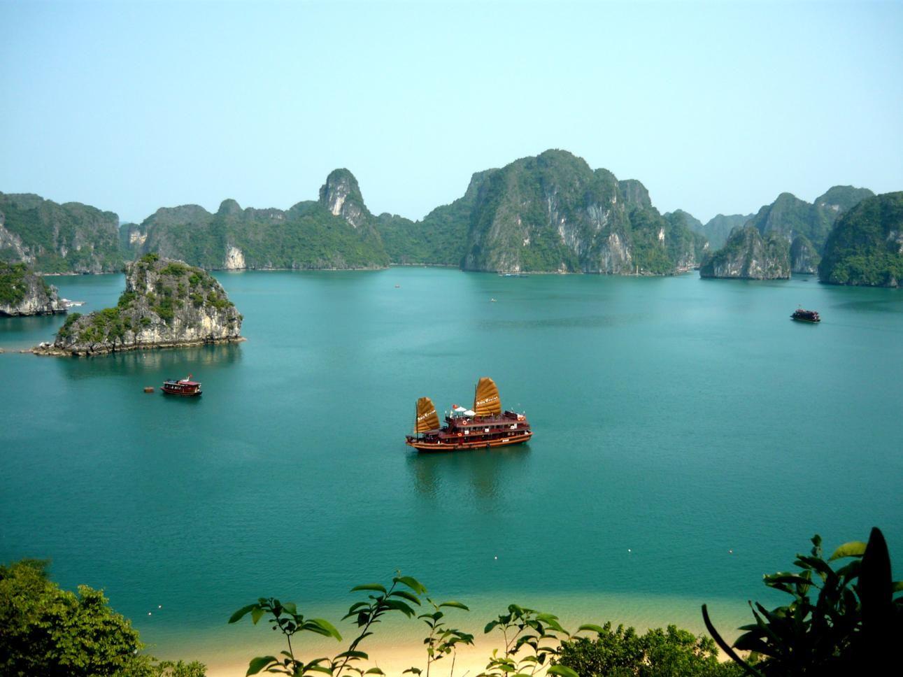 Vịnh Hạ Long 10 Du Lịch Tours Việt Nam