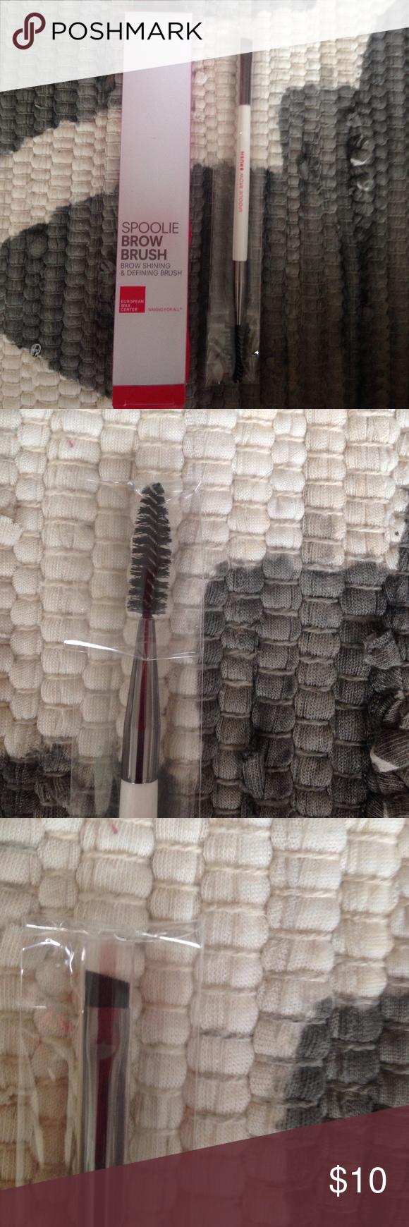 European Wax Center Spoolie Brow Brush | Brow brush, Wax ...