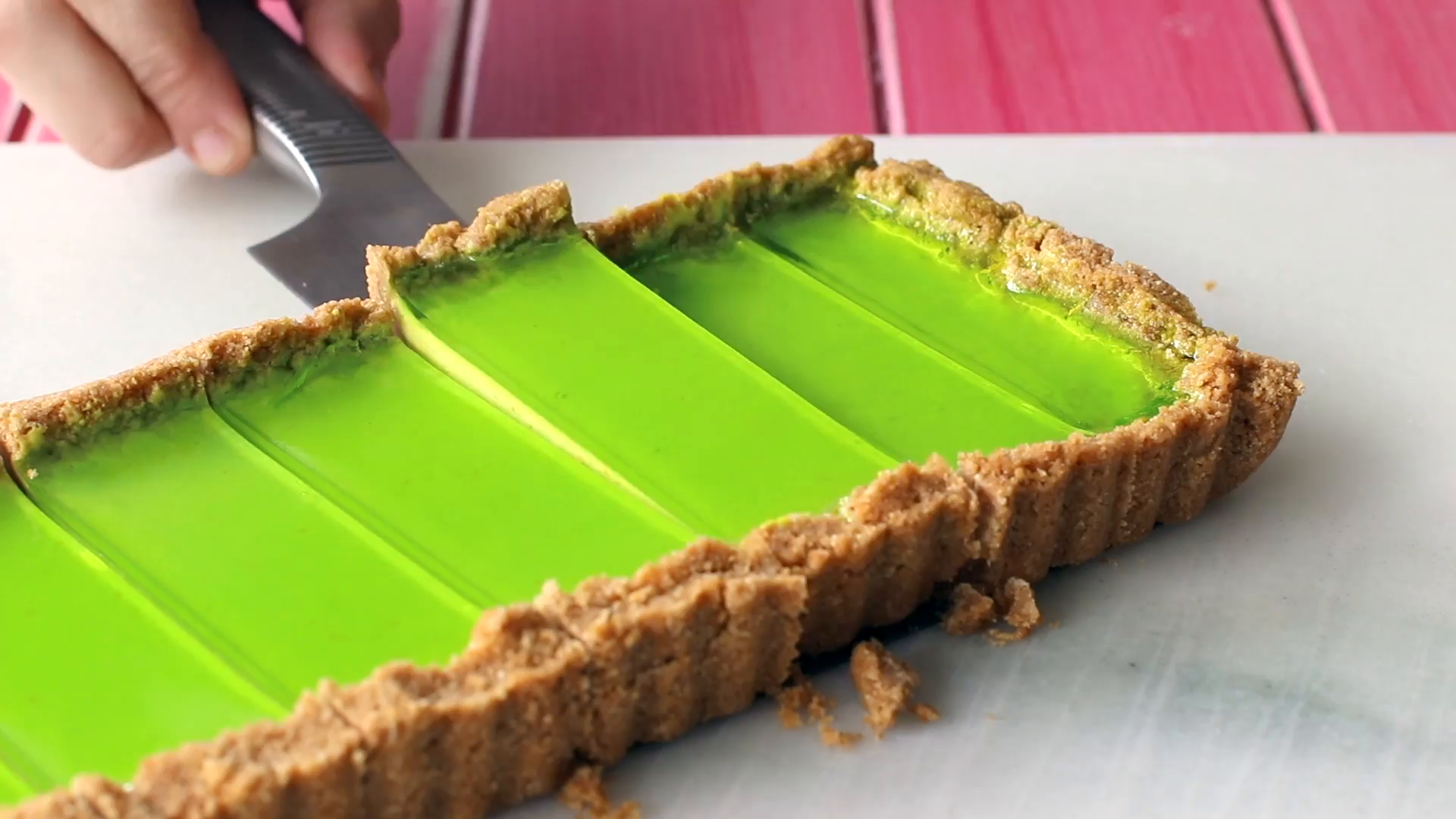 This Mountain Dew Cheesecake Will Change Your Life Forever!